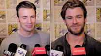 The Avengers Stars Confess: Who Is the Biggest Troublemaker on Set?