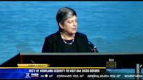 Secretary of Homeland Security Janet Napolitano to visit San Diego border