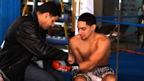 Father and Son: Danny Garcia and Angel Garcia