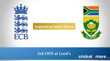 South Africa opt to field against England in 3rd ODI