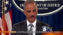 Attorney General Eric Holder Says People Who Killed James Foley Must Be Held Accountable