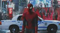 America's Money: 'Amazing Spider-Man' Swings Into Theaters