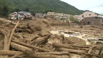 Eighteen dead and over dozen missing in landslide