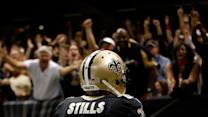 RADIO: Stills delivers for Saints, fantasy players