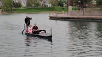 Romantic Gondolas Come to Omaha