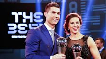 Cristiano Ronaldo, Carli Lloyd win FIFA Best Player of the Year awards
