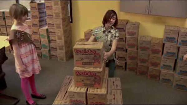 Girl Scouts in predicament after fake cookie order placed