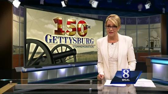 First-time visitors learn Gettysburg history