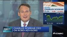 A deal makes sense for TD Ameritrade, not for us, Charles Schwab CEO says