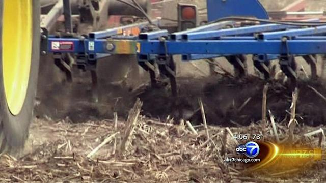 Farmers coping with recent flooding