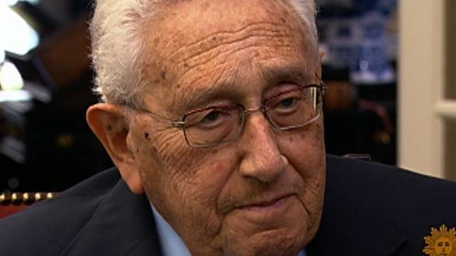 Henry Kissinger's legacy