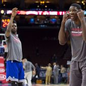 Joel Embiid feels '100 percent,' is on track to play for 76ers in preseason