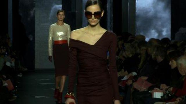 Style.com Fashion Shows - Diane von Furstenberg: Fall 2012 Ready-to-Wear