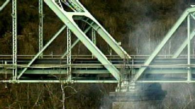 Charleroi Monessen Bridge To Come Down Monday
