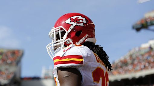 Jamaal Charles fully participates in practice Tuesday, fantasy risk getting lower