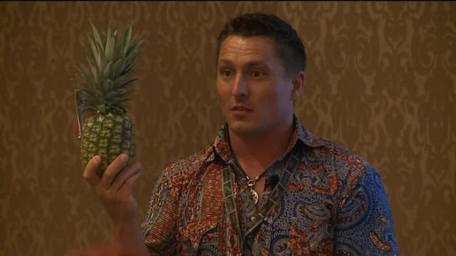 Tales of the Pineapple: Seminar focuses on pineapple history