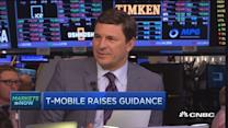 Cramer: Someone losing 'like mad' against T-Mobile
