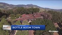 Bottle boom town: Most expensive home in Sonoma