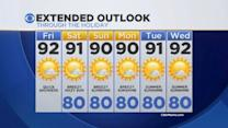 CBSMiami.com Weather @ Your Desk 8/29/14 10 AM