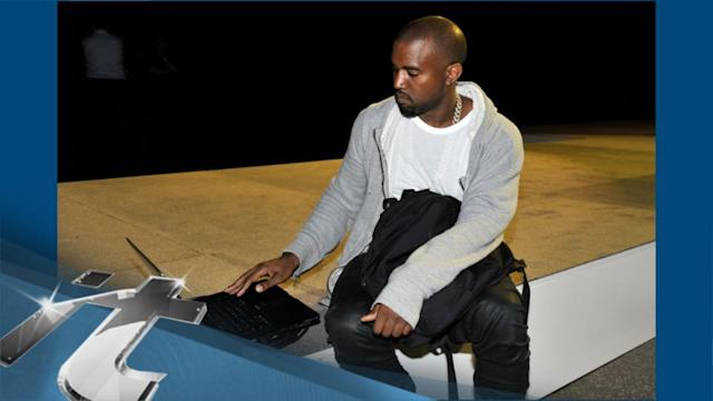 Kanye West News Pop: Kanye West's Record Label -- Hunting Down Album Leaker