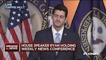 Very productive phone call with Trump: Paul Ryan