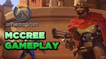 Overwatch - McCree Match Gameplay