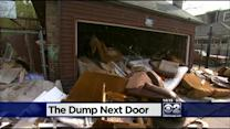West Side Residents Say Garbage Piling Up At Abandoned House