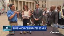 Blue Moon beer celebrates 20 years