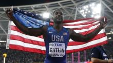 Gatlin-Coleman team cruise to year's fastest 4x100m relay