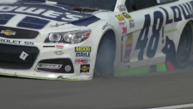Rash of tire problems set up G-W-C finish