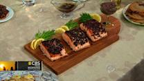 The Dish: Chef Jacques Torres' cacao nib roasted salmon