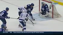 Steven Stamkos buries goal on the doorstep