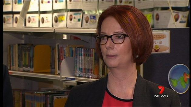 'I'll lead Labor to election': Gillard