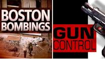 Will Boston Bombing influence gun control debate?