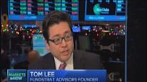 Tom Lee: Long tech, health care & financials