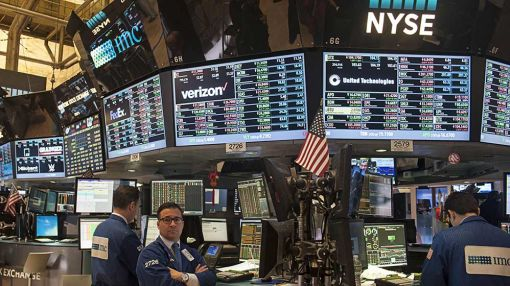 Stocks Open Flat To Lower As Oil Dips; Lannett Surges, Intuit, Express Dive