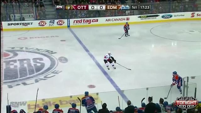 Ottawa Senators at Edmonton Oilers - 03/04/2014