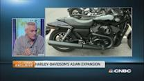 Harley Davidson: Street 750 fits Asian demands