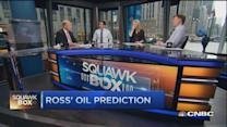 Wilbur Ross's oil prediction
