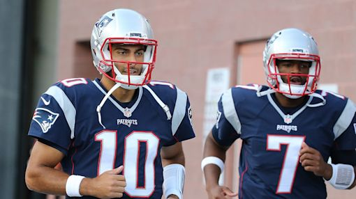 Could Patriots actually be well stocked at quarterback vs. Bills?