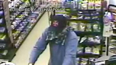 Pelham Police Search For Armed Robber