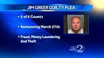 Former GOP chair Greer pleads guilty in Orange Co.