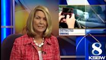 Distracted driving crackdownDistracted driving crackdown