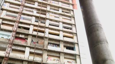 Venezuela: Squatters Evicted From Skyscraper