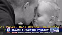 Community Rallies Behind Dying Toddler