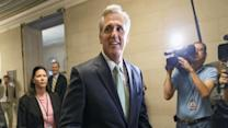 GOP Rep. McCarthy Elected House Majority Leader