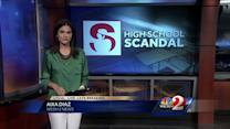 HS teacher accused of inappropriate behavior