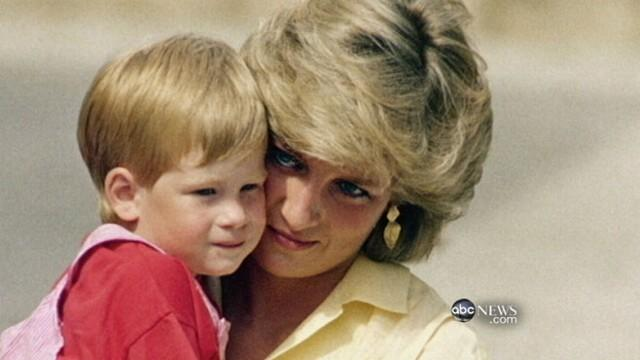 Prince Harry Follows Diana's Caribbean Tour