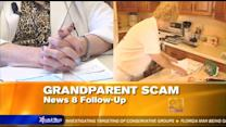 Viewer sees News 8 report on scam, just in time