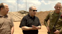 Netanyahu Visits Israeli Troops